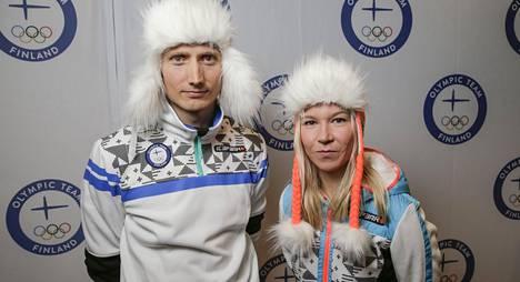 Nämä suomalaisten suunnittelemat olympia-asut nostattivat kohun.