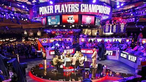 World Series of Pokerin turnausta pelattiin vuonna 2011 Las Vegasin Rio-kasinolla.