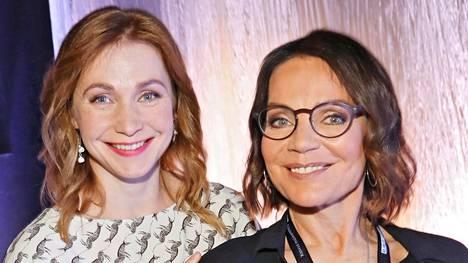 Leena Pöysti ja Lena Meriläinen pääsevät taas kesällä astumaan Syke-hahmojensa saappaisiin.