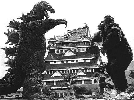 King Kong vs. Godzilla vuodelta 1962 oli kolmas Godzilla-sarjan elokuva.