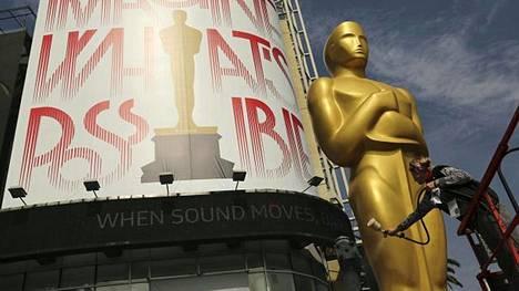 Oscar-palkinnot jaetaan Los Angelesissa tänä vuonna 87. kerran.