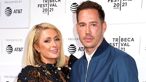 Paris Hiltonin ja Carter Reumin huhutaan odottavan ensimmäistä lastaan.