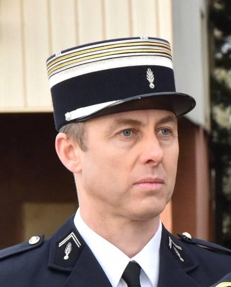 Arnaud Beltrame.