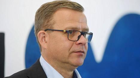 Kokoomuksen puheenjohtaja Petteri Orpo on sairauslomalla heinäkuun loppuun saakka.