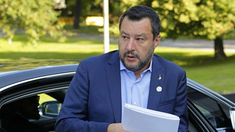 Italian sisäministeri Matteo Salvini on pyrkinyt kokoamaan Euroopan oikeistopopulistijohtajien yhteistä rintamaa.