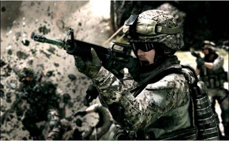 Battlefield 3:n saa, jos maksaa edes muutaman euron.
