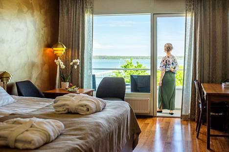 Ahvenanmaalla on useita, ainutlaatuisen viehättäviä hotelleja.