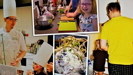 Kokki-isä Teemun ruuat maistuvat jokaiselle – aloittaa makaronilaatikon teon yllättävällä tavalla