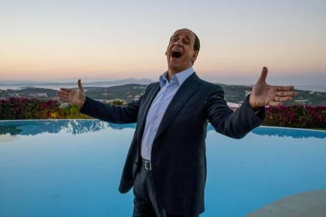 Italialaisessa Loro-elokuvassa Silvio Berlusconia näyttelee Toni Servillo.