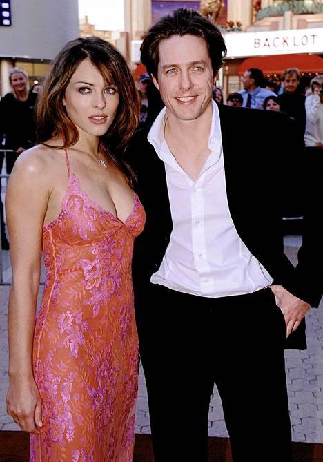 Elizabeth Hurley ja Hugh Grant
