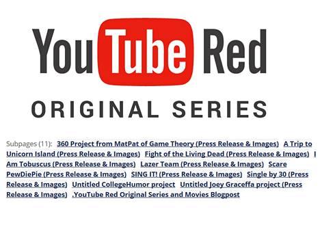 Youtuben blogissa julkaistiin alkuperäissisällön tuottajien lausuntoja.