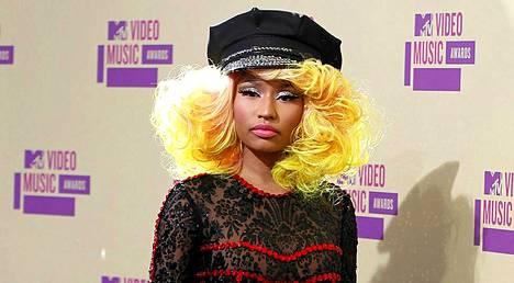 Nicki Minaj ei säästele sanojaan.