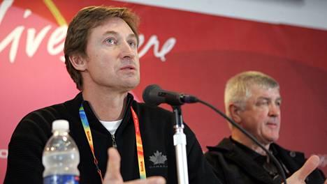 Tottenham sai huomata, että Wayne Gretzkyn nimen kanssa kannattaa olla tarkkana.