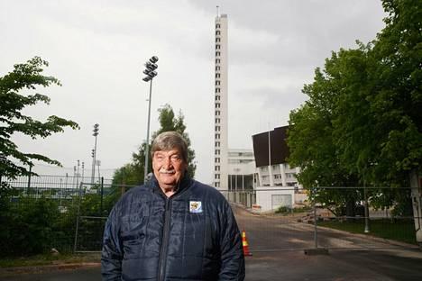 Erkki Alaja on suomalaisen urheilumarkkinoinnin uranuurtaja.