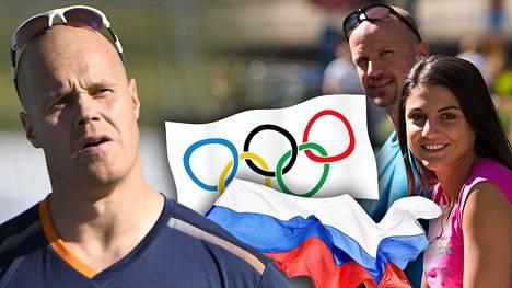 Ilta-Sanomat kysyi suomalaisilta yleisurheilun parissa vaikuttavilta henkilöiltä, mitä mieltä he ovat Venäjän sulkemisesta olympiayleisurheilusta.