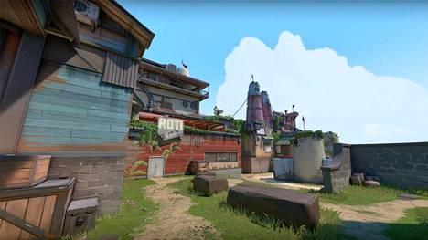 Breeze sijoittuu Karibialle. Pelin kuudes kartta esiteltiin 23. huhtikuuta ja lisättiin jo muutama päivä myöhemmin peliin.