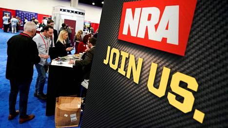 NRA perustettiin New Yorkissa vuonna 1871.