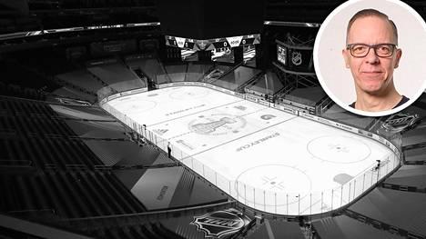 Ehkäisevä päihdetyö ry:n kannabisasiantuntija Kim Kannussaari arvioi NHL-pelaajien kannabiksen käyttöä pudotuspelikuplissa.