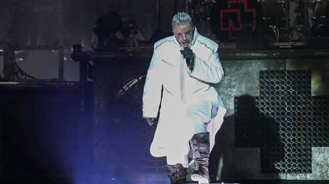 Rammstein ei jättänyt ketään kylmäksi lauantaina.