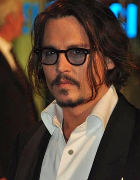 Johnny Depp on sankari.