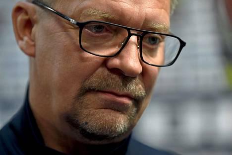 Jukka Jalonen haluaa NHL:ään.