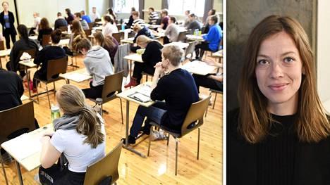 Opetusministeri Li Andersson on luvannut lakiesitystä oppivelvollisuuden pidentämistä eduskuntaan ensi kevääksi.