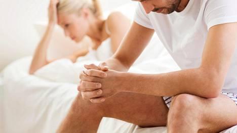 Seksihaluissa voi näkyä se, jos kumppaneiden välillä ei ole läheisyyttä, arjessa ei huomioida toista tai jos riitoja ei olla käyty läpi.