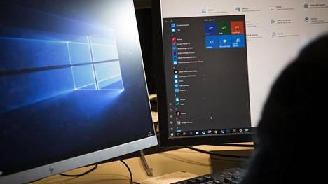Windowsiin tuli tärkeitä korjauksia, jotka on syytä asentaa. Yleensä tämä tapahtuu automaattisesti.