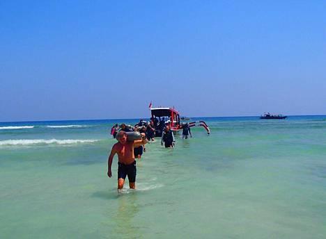 Sukeltaminen on Gili-saarten ykkösharrastus.