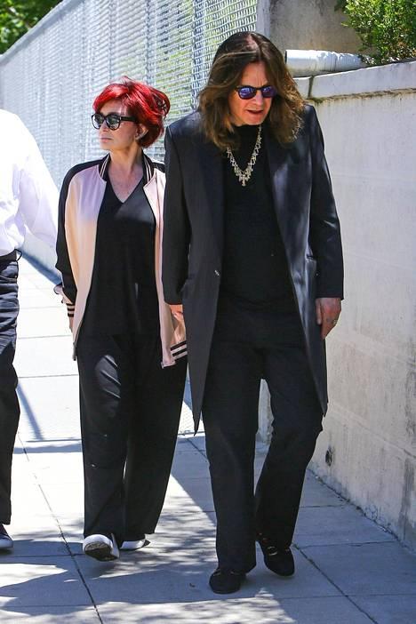 Ozzy ja Sharon Osbournen liitto on ollut myrskyisä.