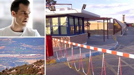 Niko Ranta-aho odottaa luovutusta Suomeen espanjalaisessa vankilassa.