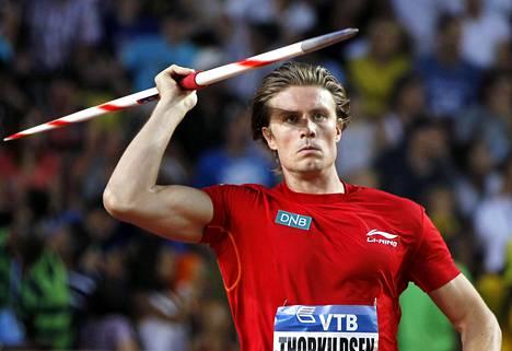 Pusa vertaa Thomas Röhleriä kaksinkertaiseen olympiavoittajaan, norjalaiseen Andreas Thorkildseniin.