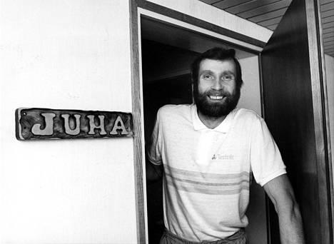 """Juha Mieto saavutti urallaan viisi olympia- ja neljä MM-mitalia. Kuvassa """"Mietaa"""" vuonna 1986."""
