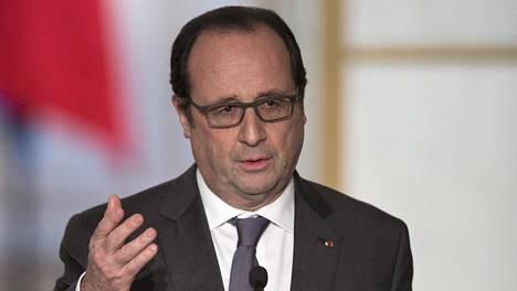 Francois Hollande on aiemmin armahtanut tuomitun rikollisen vain kerran.