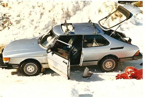 Turbo-Saab oli aikanaan hieno auto.