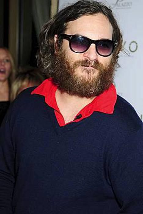 Joaquin Phoenix ei haaveilekaan urasta muusikkona.