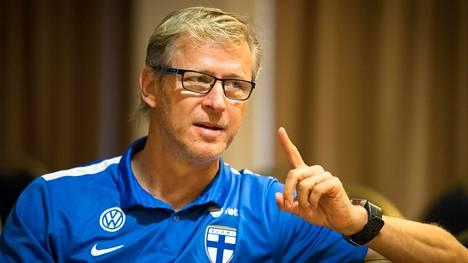 Suomen jalkapallomaajoukkue nousi maailmanlistalla yhden sijan