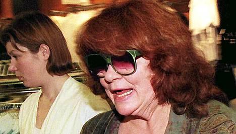 Darlene Conley turhautui Stockmannin valikoimiin.