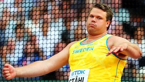 Daniel Ståhlin huippuvire kestää.