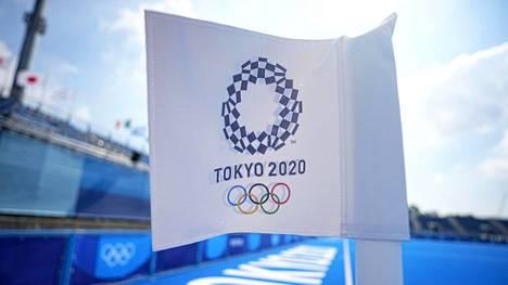 Tokion olympialaisten avajaisia vietetään 23. heinäkuuta.