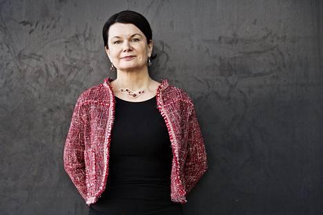 Christina Salmivalli on yksi Kiva koulu -ohjelman kehittäjistä.