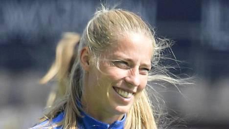 Linda Sällström juhli perjantaina 30-vuotissyntymäpäiväänsä.