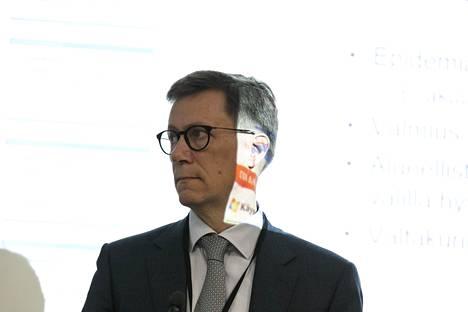 Mikko Pietilä.