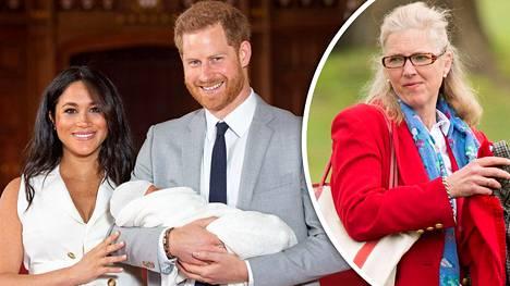 Tiggy Legge-Bourke on prinssien rakastettu lastenhoitaja.