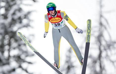 Herolan vahvuudet ovat hiihtopuolella ja hän onkin keskittynyt harjoittelussa eritoten mäkihyppyyn.