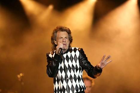 Rolling Stonesin Pohjois-Amerikan kiertue sisältää kaikkiaan 17 konserttia.