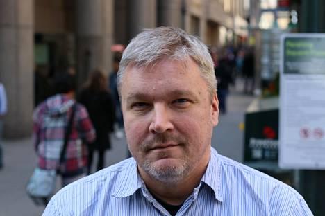 Tero Kuittinen uskoo suomalaisten teknologiayritysten mahdollisuuksiin Yhdysvalloissa.