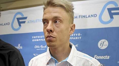 Jukka Keskisalo odottaa itseltään kauden parasta.