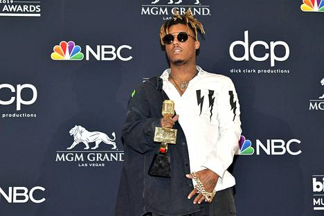 Räppäri voitti toukokuussa parhaan uuden artistin palkinnon Billboard Music Awards -gaalassa.