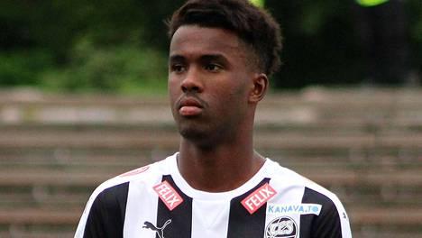 Abukar Mohamed on aloittanut Laziossa vakuuttavasti.